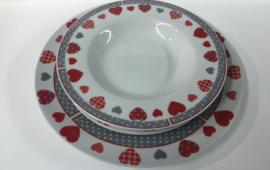 Vendita on-line casalinghi, piatti e  bicchieri