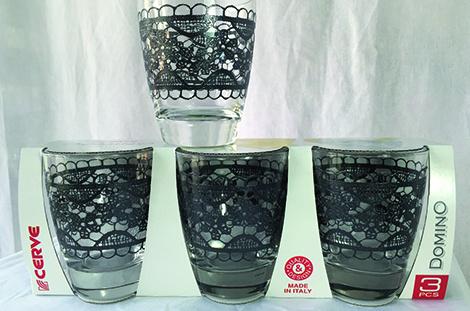 Vendita online servizio bicchieri casa prezzi economici for Vendita bicchieri
